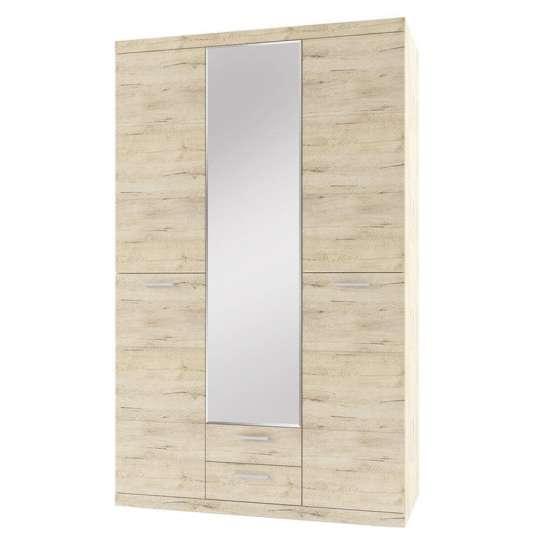 Оскар шкаф 3D2SZ трехстворчатый с зеркалом