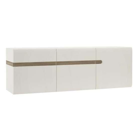 Шкаф навесной Линате 3D/TYP67 в гостиную
