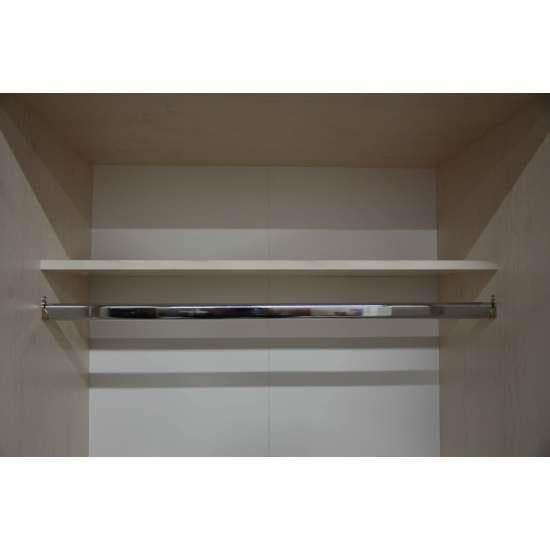 Шкаф трехстворчатый Магеллан 3DG2S для одежды