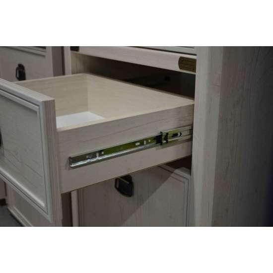 Шкаф витрина Магеллан 1V1D1S для книг