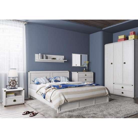 Магеллан спальня сосна винтаж