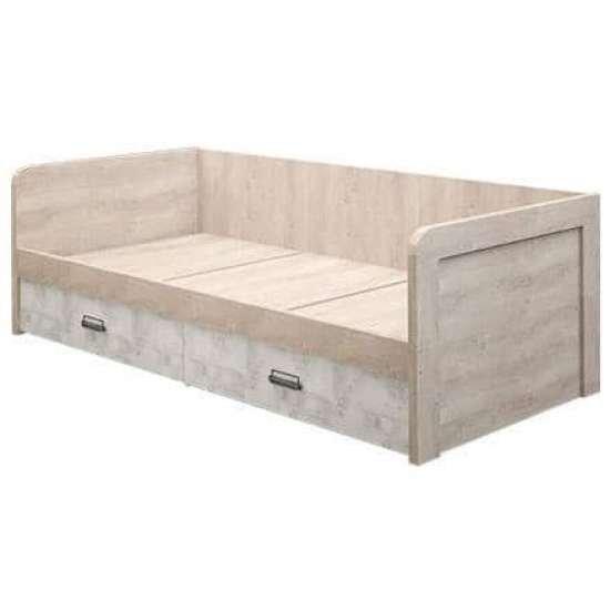 Дизель кровать 90-2/D2 с ящиками