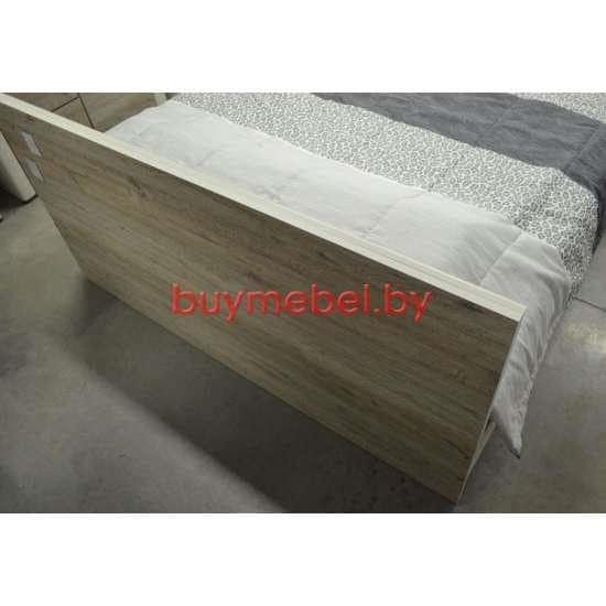 Оливия кровать двуспальная 160